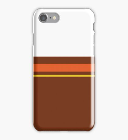 Retro liner iPhone Case/Skin