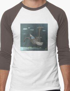 The Flying Machine Men's Baseball ¾ T-Shirt
