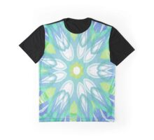 Mandala Zest Graphic T-Shirt