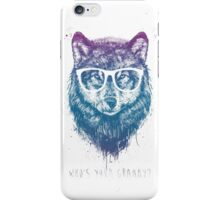 Who's your granny? iPhone Case/Skin