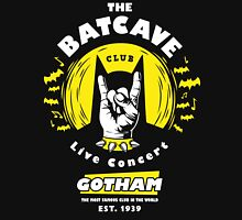 The Batcave Club v2 Unisex T-Shirt