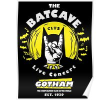 The Batcave Club v2 Poster
