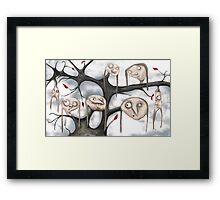 The Strangest Tree I Ever Did See...! Framed Print