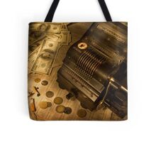 The stock market Tote Bag