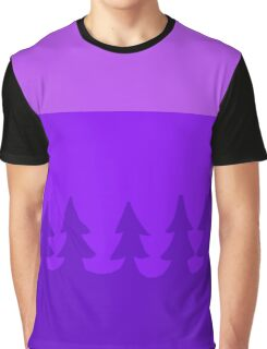 pines at twilight Graphic T-Shirt