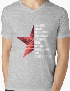 bucky's triggers Mens V-Neck T-Shirt