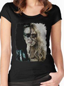 clexa Women's Fitted Scoop T-Shirt