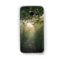 God's Path Samsung Galaxy Case/Skin