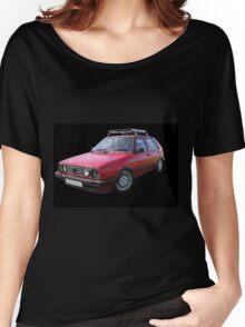 VW Golf GTI Mk2 Women's Relaxed Fit T-Shirt