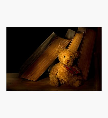 Teddy '36 Photographic Print