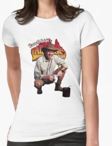 russell coights Womens Fitted T-Shirt