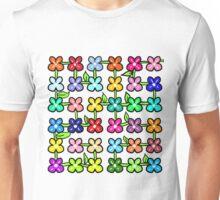 Floral Pattern Unisex T-Shirt