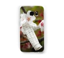 Bad fortune, new hope Samsung Galaxy Case/Skin