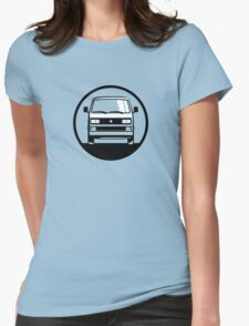 BulliRider - Bus 3.2 (only) Womens Fitted T-Shirt