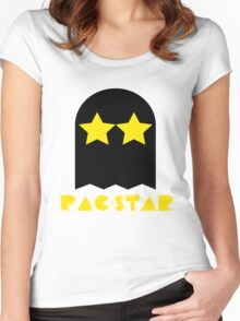 PAC-STAR Women's Fitted Scoop T-Shirt