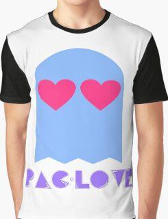 PAC-LOVE Graphic T-Shirt