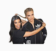 kourtney and Khloe Unisex T-Shirt