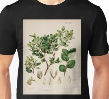 The botany of the Antarctic voyage of H M  discovery ships Erebus and Terror in the Years 1839 1843 Joseph Dalton Hooker V1 111 Unisex T-Shirt