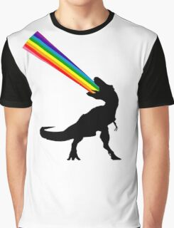 Rainbowsaurous Graphic T-Shirt