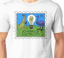 30 Years of Electricity Unisex T-Shirt