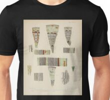 The botany of the Antarctic voyage of H M  discovery ships Erebus and Terror in the Years 1839 1843 Joseph Dalton Hooker V1 104 Unisex T-Shirt