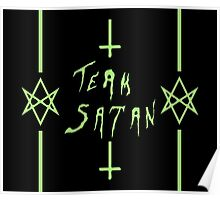 Team Satan (Green) Poster
