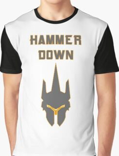 Hammer DOWN! Graphic T-Shirt