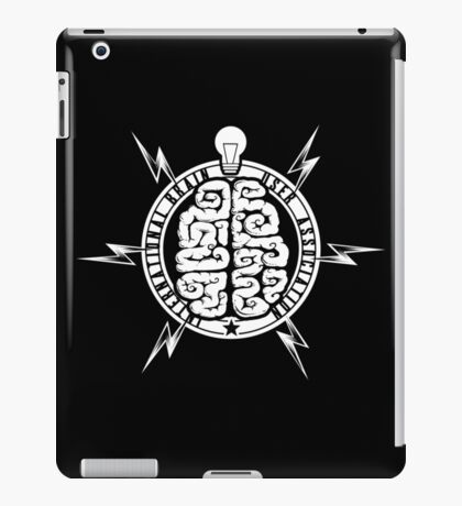 International Brain User Association iPad Case/Skin