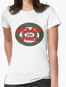 Sick, Sad World Womens Fitted T-Shirt