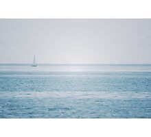 Shimmering Sea Photographic Print