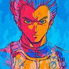 Dragon Ball - Vegeta SSG by Sven from OZ