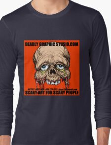DEADLY GRAPHIC STUDIO EXPO Long Sleeve T-Shirt