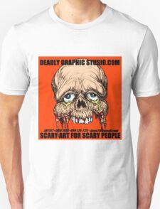 DEADLY GRAPHIC STUDIO EXPO Unisex T-Shirt