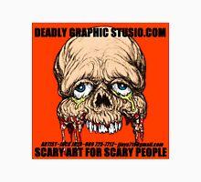 DEADLY GRAPHIC STUDIO EXPO Men's Baseball ¾ T-Shirt