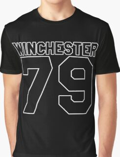 Dean Winchester (Jersey) Graphic T-Shirt