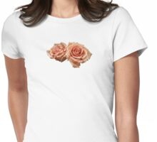 Two Peach Roses T-Shirt