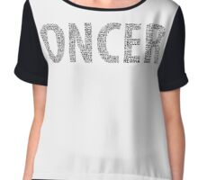 Once Upon a Time - Oncer Chiffon Top