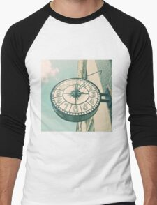 Time after Time Men's Baseball ¾ T-Shirt