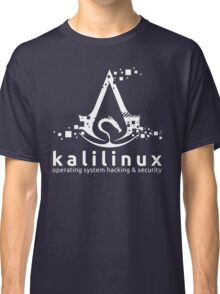 Kali Linux Operating System Hacking and Security Classic T-Shirt