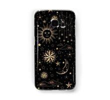 SUN MOON STARS Samsung Galaxy Case/Skin