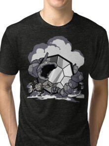 Gym Leader: Brock  Tri-blend T-Shirt