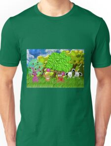 Aren't You Glad We Moved to the Countryside? Unisex T-Shirt