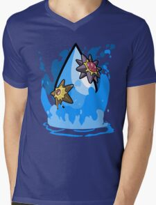 Gym Leader: Misty Mens V-Neck T-Shirt
