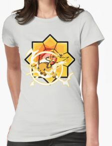 Gym Leader: Lt.Surge Womens Fitted T-Shirt