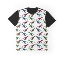 Dotted Raptors Graphic T-Shirt