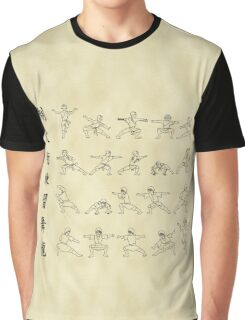 The Dancing Dragon Graphic T-Shirt