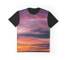 The Brilliance of the Evening Sky Graphic T-Shirt