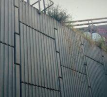 graffiti staircase Sticker