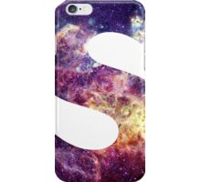 S nebula stars pattern  iPhone Case/Skin