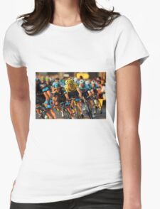 Tour de France 2013 Womens Fitted T-Shirt